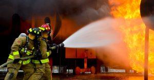 Opdag branden med branddetektering