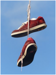 Nubikk sko er en gave til modenørder