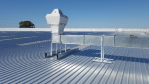 Dansk design og effektivitet med Øland ventilation
