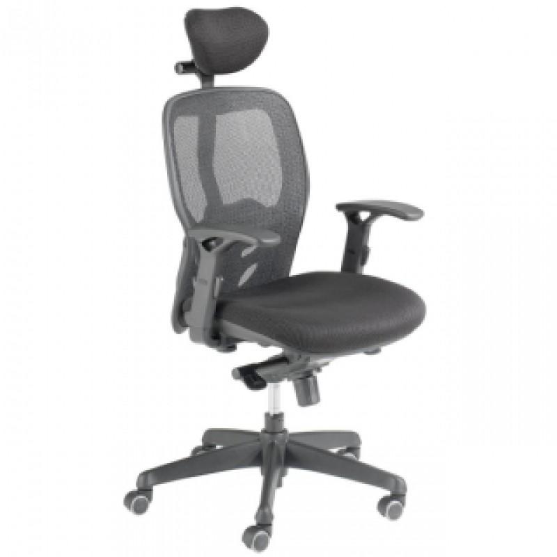 Undgå rygproblemer med en god kontorstol
