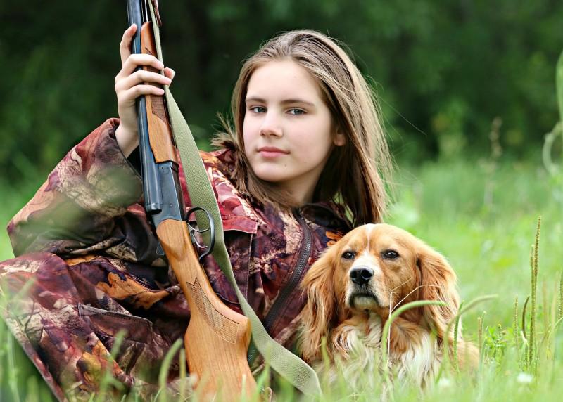 Alt til jagt finder du hos B-wild.dk